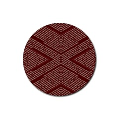 Gggfgdfgn Rubber Coaster (round)  by MRTACPANS