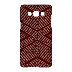 Gggfgdfgn Samsung Galaxy A5 Hardshell Case  by MRTACPANS