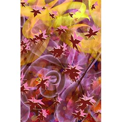 Falling Autumn Leaves 5 5  X 8 5  Notebooks by Contest2489503