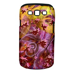 Falling Autumn Leaves Samsung Galaxy S Iii Classic Hardshell Case (pc+silicone) by Contest2489503