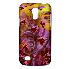 Falling Autumn Leaves Galaxy S4 Mini by Contest2489503