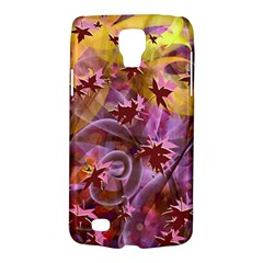 Falling Autumn Leaves Galaxy S4 Active by Contest2489503