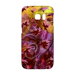 Falling Autumn Leaves Galaxy S6 Edge by Contest2489503