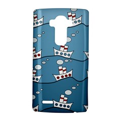 Boats Lg G4 Hardshell Case by Valentinaart