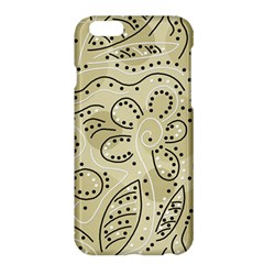 Floral Decor  Apple Iphone 6 Plus/6s Plus Hardshell Case by Valentinaart