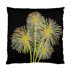 Dandelions Standard Cushion Case (two Sides) by Valentinaart