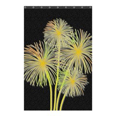 Dandelions Shower Curtain 48  X 72  (small)  by Valentinaart