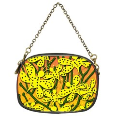 Bees Chain Purses (one Side)  by Valentinaart