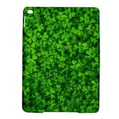 Shamrock Clovers Green Irish St  Patrick Ireland Good Luck Symbol 8000 Sv Ipad Air 2 Hardshell Cases by yoursparklingshop