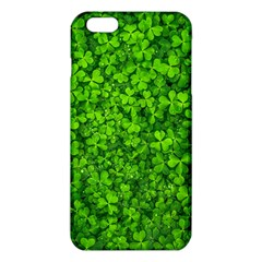 Shamrock Clovers Green Irish St  Patrick Ireland Good Luck Symbol 8000 Sv Iphone 6 Plus/6s Plus Tpu Case by yoursparklingshop
