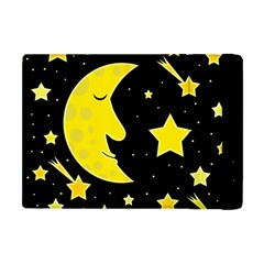 Sleeping Moon Apple Ipad Mini Flip Case by Valentinaart