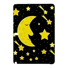 Sleeping Moon Samsung Galaxy Tab Pro 10 1 Hardshell Case by Valentinaart