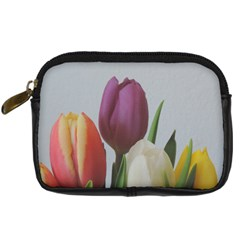 Tulips Digital Camera Cases by picsaspassion