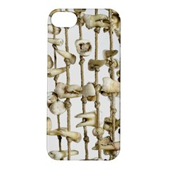 Hanging Human Teeth Dentist Funny Dream Catcher Dental Apple Iphone 5s/ Se Hardshell Case by yoursparklingshop
