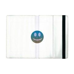 Smiley Apple Ipad Mini Flip Case by picsaspassion