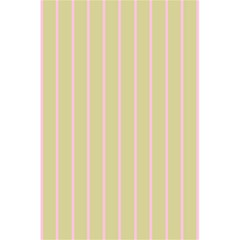 Summer Sand Color Pink Stripes 5 5  X 8 5  Notebooks by picsaspassion