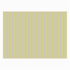 Summer Sand Color Lilac Stripes Collage Prints by picsaspassion