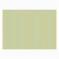 Summer Sand Color Blue Stripes Pattern Collage Prints
