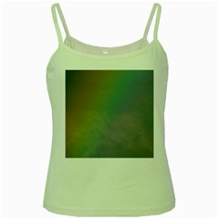 Between The Rainbow Green Spaghetti Tank by picsaspassion