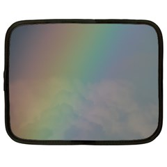 Between The Rainbow Netbook Case (xxl)  by picsaspassion
