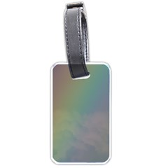 Between The Rainbow Luggage Tags (one Side)  by picsaspassion