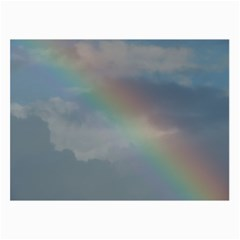 Rainbow In The Sky Collage Prints by picsaspassion
