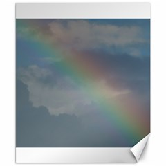 Rainbow In The Sky Canvas 8  X 10  by picsaspassion