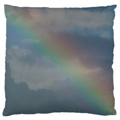 Rainbow In The Sky Standard Flano Cushion Case (two Sides)