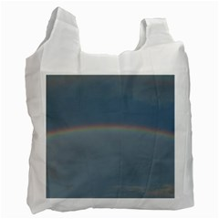 Colorful Rainbow Recycle Bag (two Side)  by picsaspassion