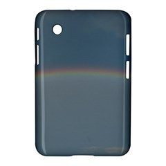 Colorful Rainbow Samsung Galaxy Tab 2 (7 ) P3100 Hardshell Case  by picsaspassion