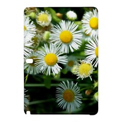 White Summer Flowers Oil Painting Art Samsung Galaxy Tab Pro 10 1 Hardshell Case