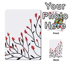 Elegant Tree Multi Purpose Cards (rectangle)