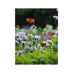 Wild Flowers Shower Curtain 48  X 72  (small)