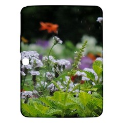 Wild Flowers Samsung Galaxy Tab 3 (10 1 ) P5200 Hardshell Case  by picsaspassion