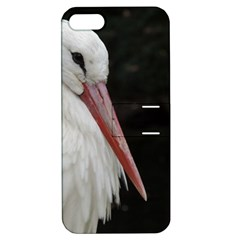 Stork Bird Apple Iphone 5 Hardshell Case With Stand by picsaspassion