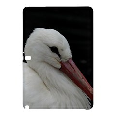 Wild Stork Bird Samsung Galaxy Tab Pro 12 2 Hardshell Case by picsaspassion