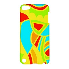 Colorful Decor Apple Ipod Touch 5 Hardshell Case