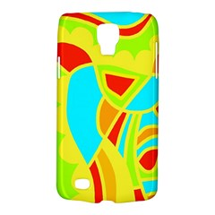 Colorful Decor Galaxy S4 Active by Valentinaart