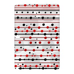 Dots And Lines Samsung Galaxy Tab Pro 10 1 Hardshell Case