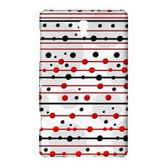 Dots And Lines Samsung Galaxy Tab S (8 4 ) Hardshell Case  by Valentinaart