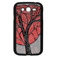 Decorative Tree 1 Samsung Galaxy Grand Duos I9082 Case (black) by Valentinaart