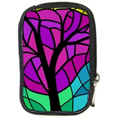 Decorative Tree 2 Compact Camera Cases by Valentinaart