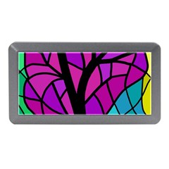 Decorative Tree 2 Memory Card Reader (mini) by Valentinaart