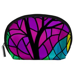 Decorative Tree 2 Accessory Pouches (large)