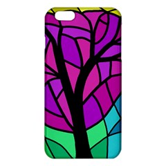 Decorative Tree 2 Iphone 6 Plus/6s Plus Tpu Case by Valentinaart