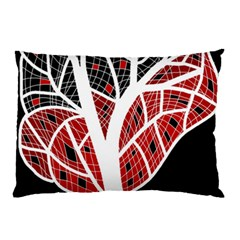 Decorative Tree 3 Pillow Case (two Sides) by Valentinaart