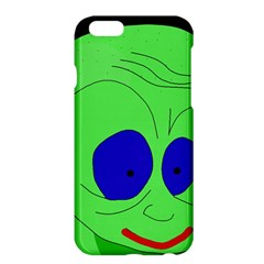 Alien By Moma Apple Iphone 6 Plus/6s Plus Hardshell Case by Valentinaart