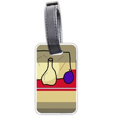 Decorative Art Luggage Tags (two Sides)