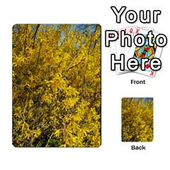 Nature, Yellow Orange Tree Photography Multi Purpose Cards (rectangle)  by yoursparklingshop