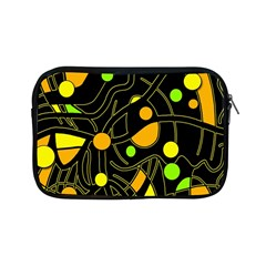Floating Apple Ipad Mini Zipper Cases by Valentinaart